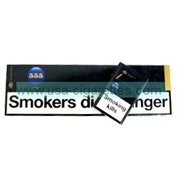 State Express King Box 555 Gold Cigarette